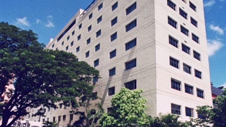 The Pride Hotel Exterior