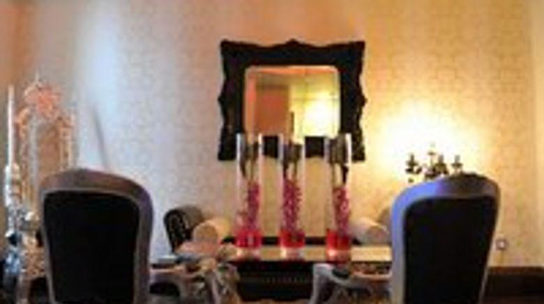Rutland Hotel Lobby