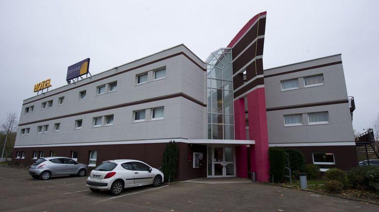 CERISE Auxerre Exterior