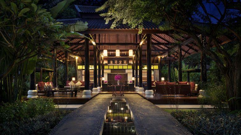 <b>Anantara Lawana Koh Samui Resort Lobby</b>