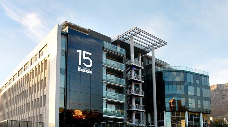The Capital 15 on Orange Hotel Exterior