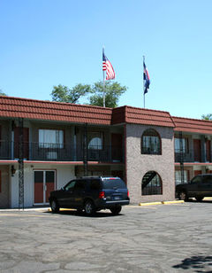 High Chaparral Inn Rocky Ford