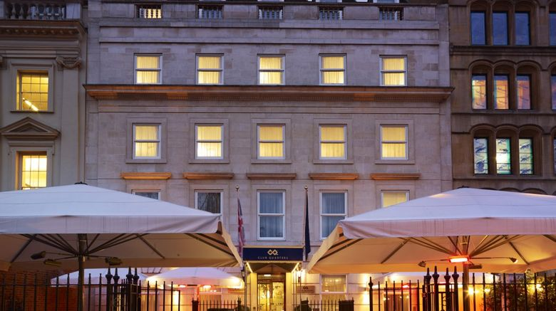 Club Quarters Lincolns Inn Fields Exterior