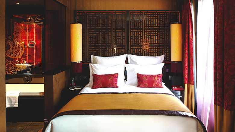 Ellex Hotel Room