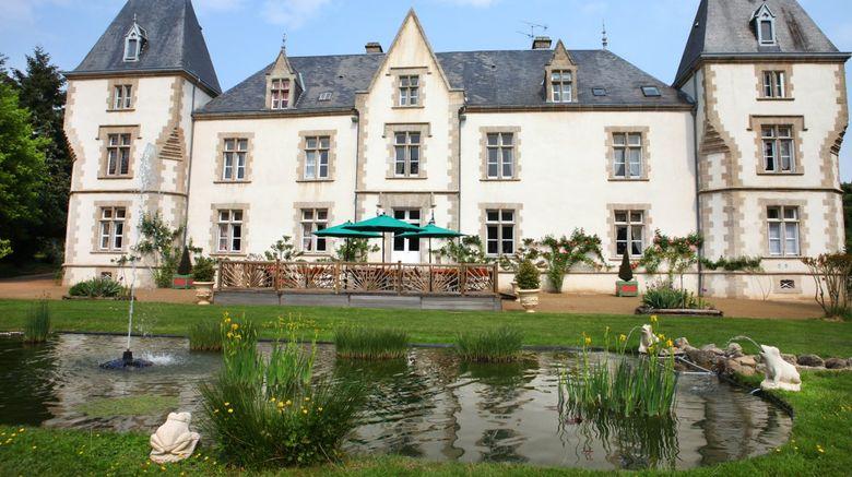 Chateau du Boisniard Exterior