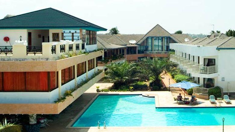 Beachcomber Hotel  and  Resort Exterior