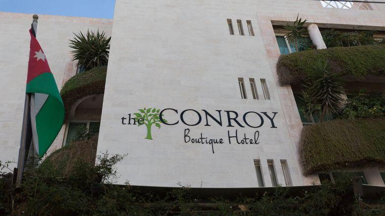 The Conroy Boutique Hotel Exterior
