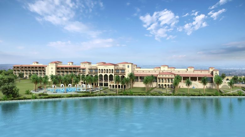 Hilton NDjamena Exterior