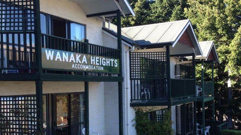 Wanaka Heights Motel Exterior