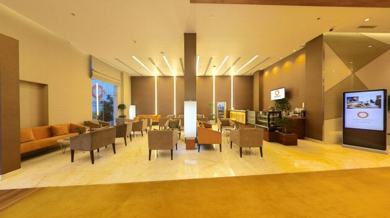 <b>Mandarina Colombo Lobby</b>