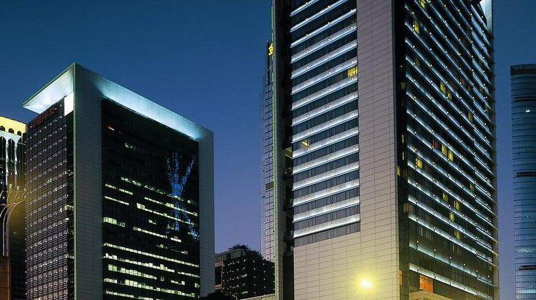 The Ritz-Carlton, Shenzhen Exterior