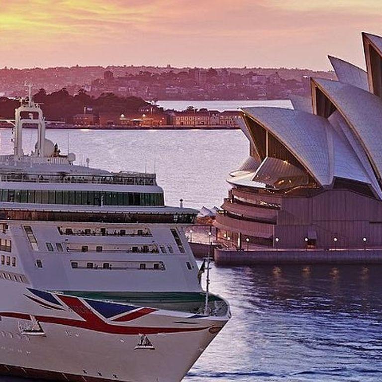 P&O Cruises Cruises & Ships