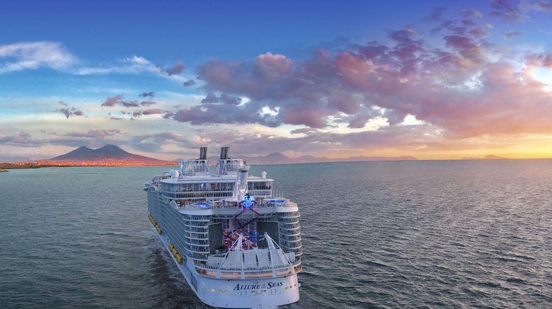 Allure of the Seas Exterior