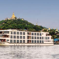 10 Night Southeast Asia Cruise from Mandalay, Myanmar