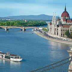 7 Night European Inland Waterways Cruise from Viviers, France