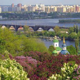 Dnieper River Cruises