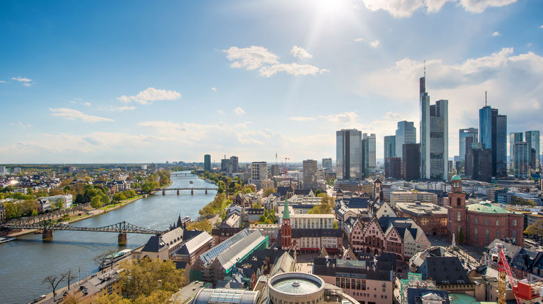 Frankfurt Scenery