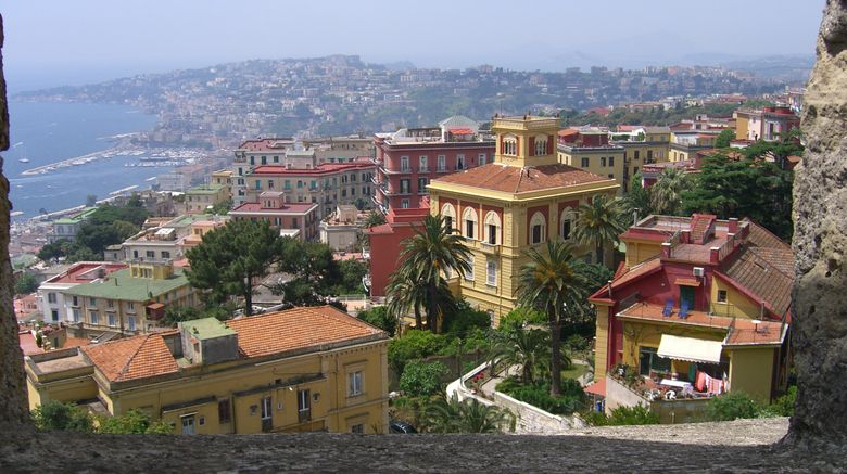 <b>Naples Scenery</b>