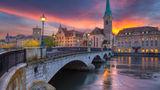 Zurich Scenery