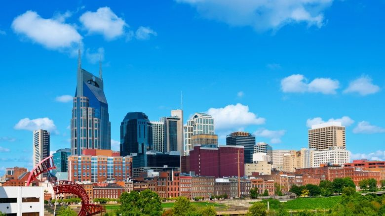 Nashville Scenery