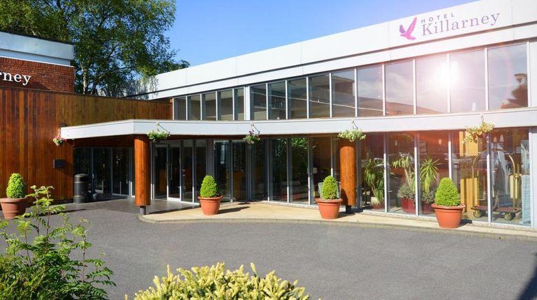 Hotel Killarney Exterior