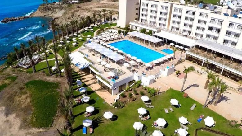 Queens Bay Hotel, Paphos Exterior