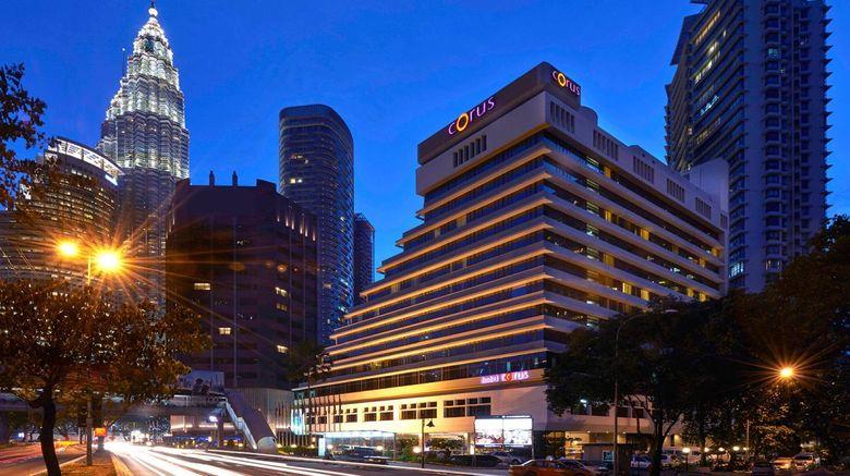 Corus Hotel Kuala Lumpur Exterior