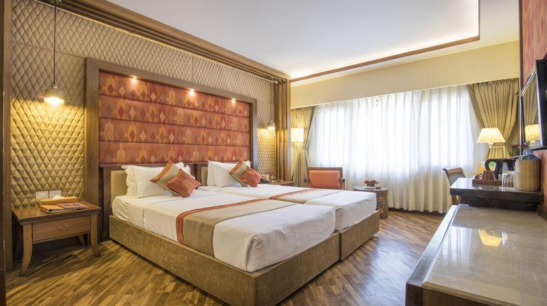 <b>Hotel Shangri-la, Kathmandu Room</b>