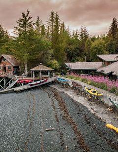 Kachemak Bay Wilderness Lodge