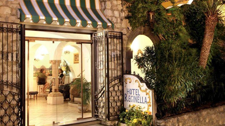 Hotel Reginella Exterior