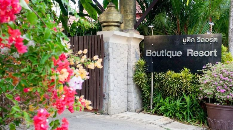 Boutique Resort Private Pool Villas Exterior