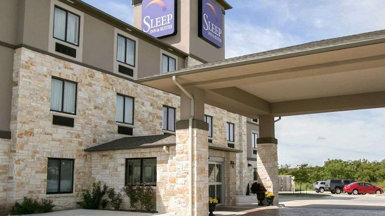 """Sleep Inn  and  Suites Austin Exterior. Images powered by <a href=""""http://web.iceportal.com"""" target=""""_blank"""" rel=""""noopener"""">Ice Portal</a>."""