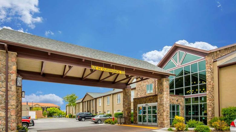 """Comfort Inn City Center Exterior. Images powered by <a href=""""http://web.iceportal.com"""" target=""""_blank"""" rel=""""noopener"""">Ice Portal</a>."""