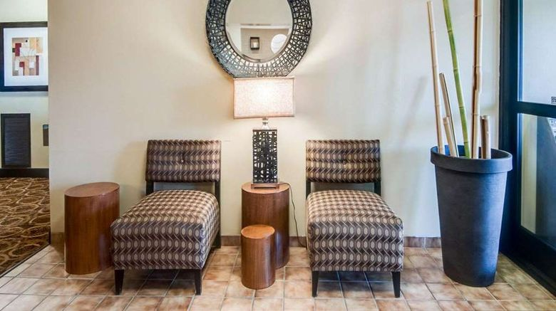 """<b>Comfort Inn Lobby</b>. Images powered by <a href=""""https://iceportal.shijigroup.com/"""" title=""""IcePortal"""" target=""""_blank"""">IcePortal</a>."""