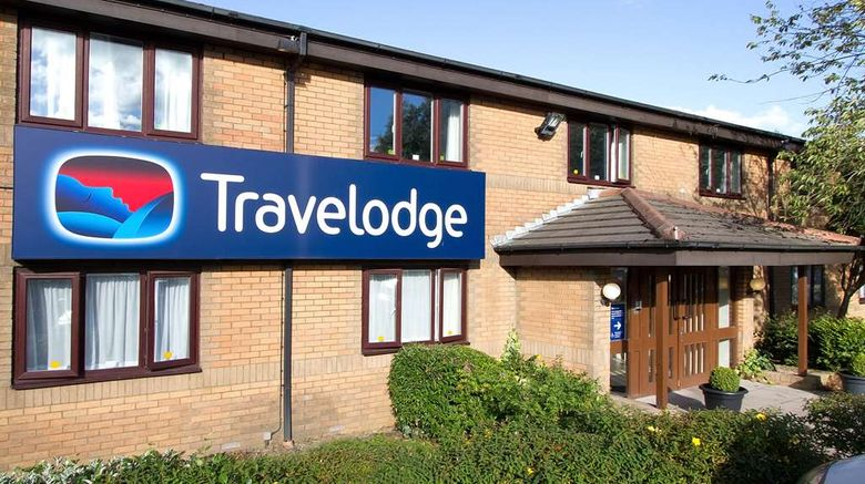"""Travelodge Burnley Exterior. Images powered by <a href=""""http://web.iceportal.com"""" target=""""_blank"""" rel=""""noopener"""">Ice Portal</a>."""