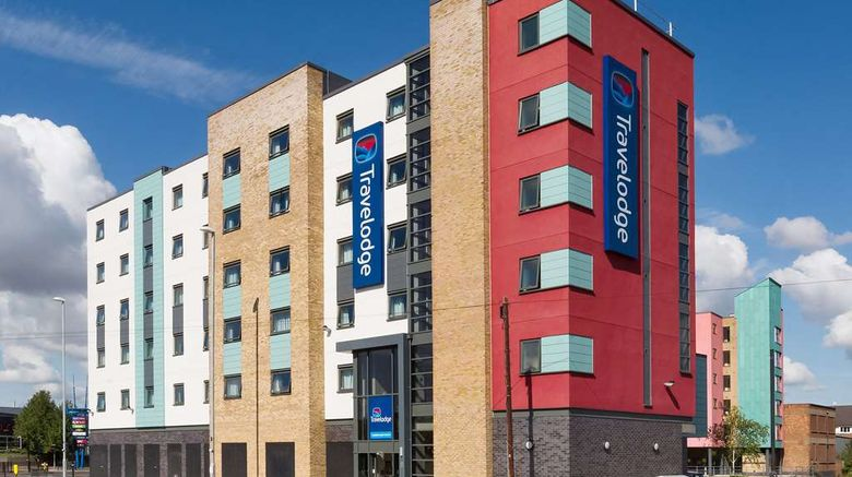"""Travelodge Loughborough Central Exterior. Images powered by <a href=""""http://web.iceportal.com"""" target=""""_blank"""" rel=""""noopener"""">Ice Portal</a>."""