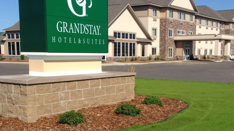 """GrandStay Hotel  and  Sts Thief River Falls Exterior. Images powered by <a href=""""http://web.iceportal.com"""" target=""""_blank"""" rel=""""noopener"""">Ice Portal</a>."""