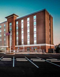 Hampton Inn & Suites Capitol-University
