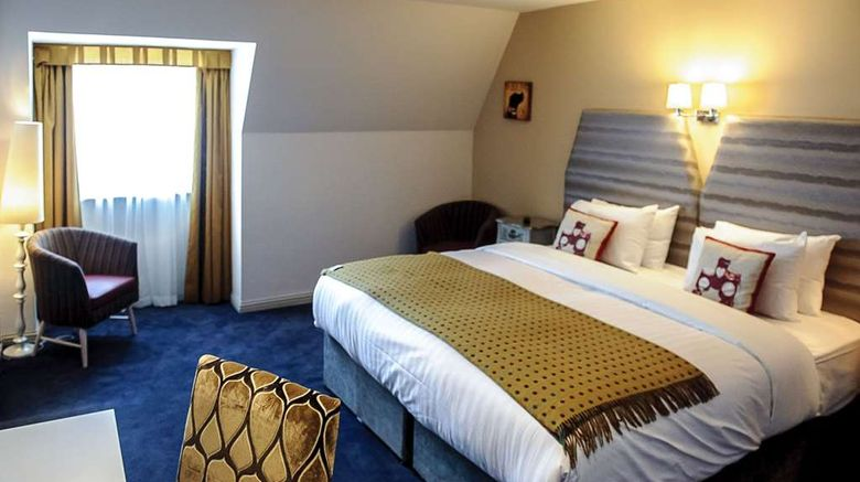 """<b>The House Hotel, an Ascend Hotel Room</b>. Images powered by <a href=""""https://iceportal.shijigroup.com/"""" title=""""IcePortal"""" target=""""_blank"""">IcePortal</a>."""