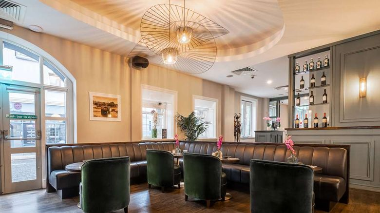 """<b>The House Hotel, an Ascend Hotel Restaurant</b>. Images powered by <a href=""""https://iceportal.shijigroup.com/"""" title=""""IcePortal"""" target=""""_blank"""">IcePortal</a>."""