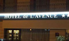 L'Hotel de l'Avenue