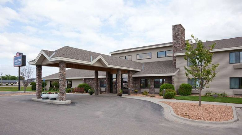 """AmericInn by Wyndham Thief River Falls Exterior. Images powered by <a href=""""http://web.iceportal.com"""" target=""""_blank"""" rel=""""noopener"""">Ice Portal</a>."""