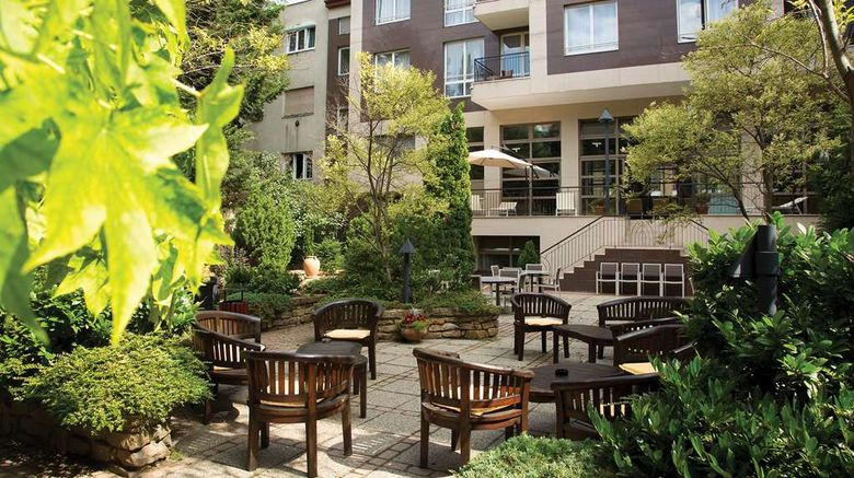 """Adina Apartment Hotel Budapest Exterior. Images powered by <a href=""""http://web.iceportal.com"""" target=""""_blank"""" rel=""""noopener"""">Ice Portal</a>."""