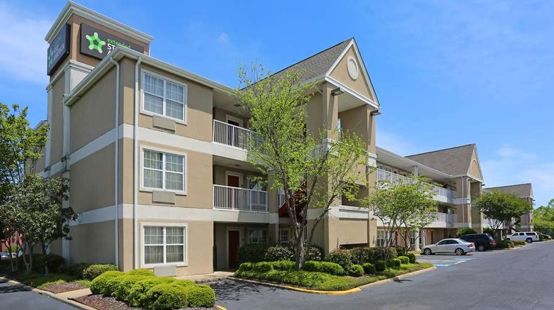 """Extended Stay America Stes Montgomery Ea Exterior. Images powered by <a href=""""http://web.iceportal.com"""" target=""""_blank"""" rel=""""noopener"""">Ice Portal</a>."""