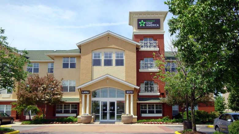 """Extended Stay America Stes NW I-465 Exterior. Images powered by <a href=""""http://web.iceportal.com"""" target=""""_blank"""" rel=""""noopener"""">Ice Portal</a>."""