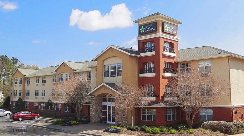 """Extended Stay America Stes Rtp 4919 Miam Exterior. Images powered by <a href=""""http://web.iceportal.com"""" target=""""_blank"""" rel=""""noopener"""">Ice Portal</a>."""