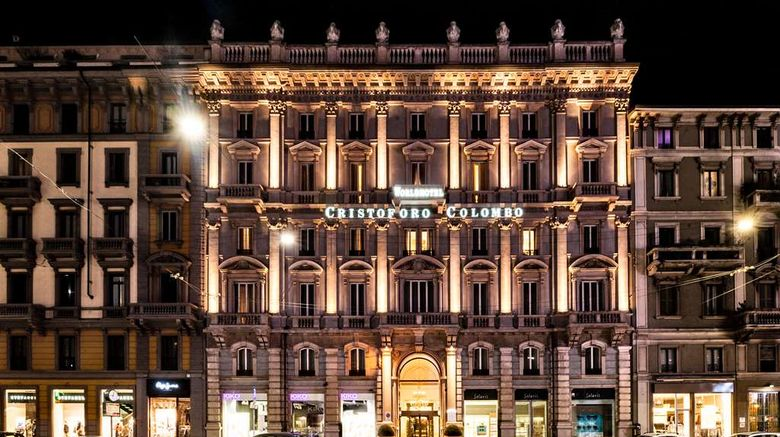 """Worldhotel Cristoforo Colombo Exterior. Images powered by <a href=""""http://web.iceportal.com"""" target=""""_blank"""" rel=""""noopener"""">Ice Portal</a>."""