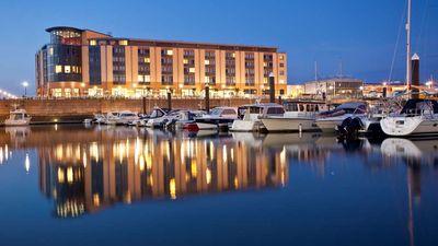 Radisson Blu Waterfront Hotel Jersey
