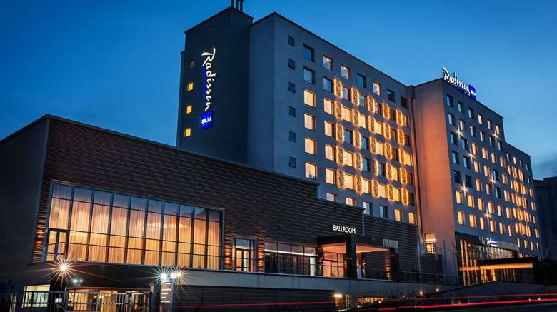 """Radisson Blu Hotel, Nairobi Upper Hill Exterior. Images powered by <a href=""""http://web.iceportal.com"""" target=""""_blank"""" rel=""""noopener"""">Ice Portal</a>."""