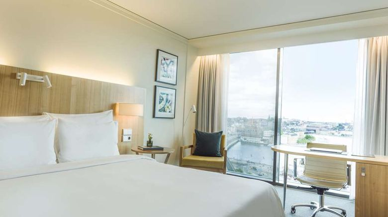 """<b>Radisson Blu Waterfront Hotel Stockholm Room</b>. Images powered by <a href=""""https://iceportal.shijigroup.com/"""" title=""""IcePortal"""" target=""""_blank"""">IcePortal</a>."""